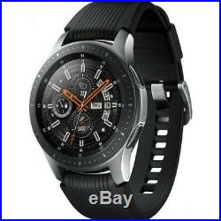 Samsung Galaxy Watch 46mm + 2 bracelets (stainless steel and leather) + PACK