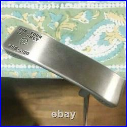 Scotty Cameron Rat Pack Tour Masterful 009 in SSS with Tour Rats Circle T withCOA