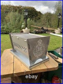 Stainless Steel Flat Pack square fire pit bbq grill
