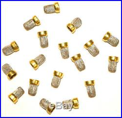 Stainless Steel Fuel Injector Filter Basket Pack of 25, alcohol fuels