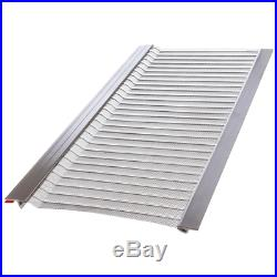 Stainless Steel Micro Mesh Gutter Guard Stops Leaves Pine Needles (Pack Of 20)