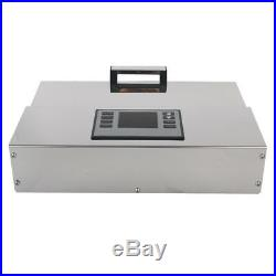 Stainless Steel Packing Machine Electric Semi-commercial Vacuum Sealer Kitchen