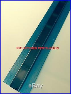 Stainless Steel Sheet Divider Bar/Joining Strip Cladding Capping (Pack of 10)