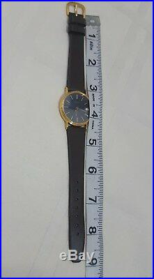 Tissot C282K Swiss Pack Analog Quartz Sapphire Crystal Mens Watch Leather Band