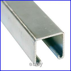 Unistrut 41x41 Stainless Steel Channel 6m (P1000SS) (P1000X6SS) Quantity Pack