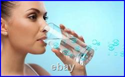 Value Pack Hydrogen Water System & Extra 3 Filters/Hydrogen & Structured water