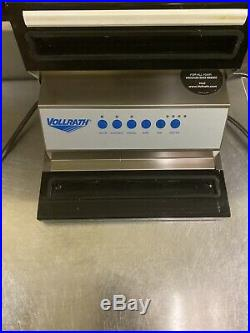 Vollrath 40858 14 3/4 x 12 Out-Of-Chamber Vacuum Pack MachineUSED