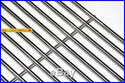 Votenli S5491A (3-Pack) Stainless Steel Cooking Grid Grates For Select Viking G