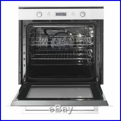 Whirlpool AKZM756IX Multifunction 67L Oven & Cookology Ceramic Hob pack