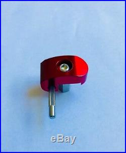 Xiaomi M365 Lock Indestructible Red Electrolyt Pack i Stainless Steel 304